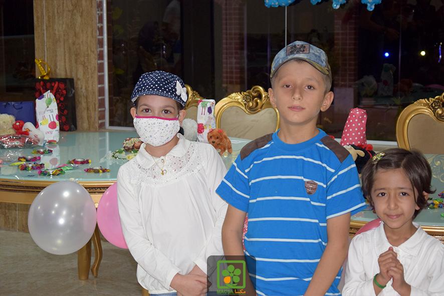 کودکان مبتلا به سرطان