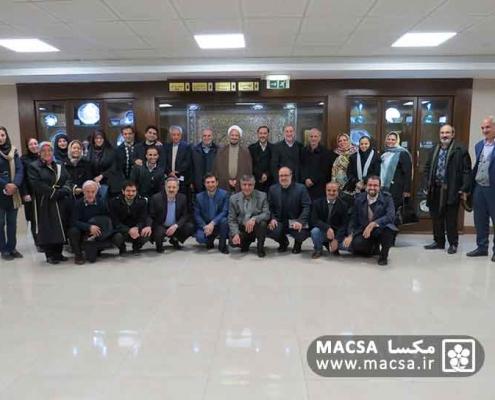 بازدید از مهرانه زنجان